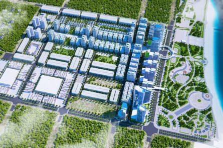 Khu đô thị Biển Bình Sơn Ninh Chữ