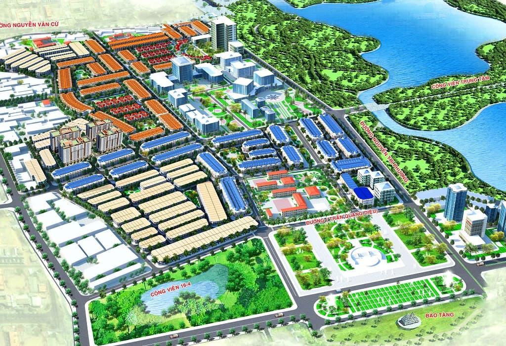 Khu đô thị mới Đông Bắc khu K1