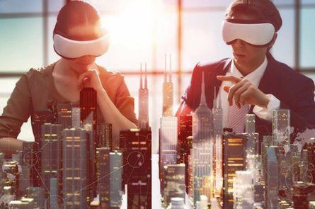 trãi nghiệm công nghệ thực tế ảo