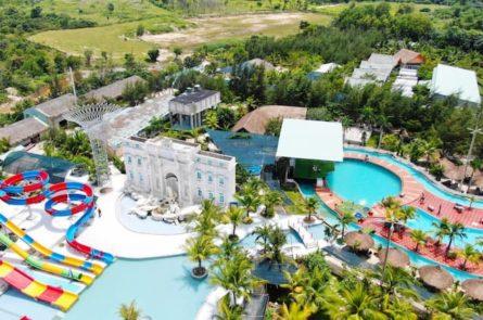 Bất động sản nghĩ dưỡng ven biển Ninh Thuận hút khách