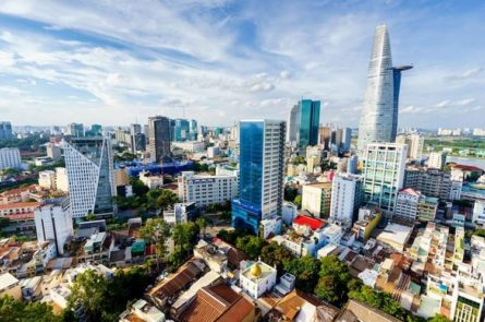 Giá đất thành phố Hồ Chí Minh cao kỷ lục