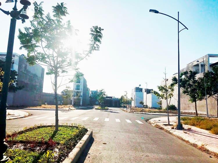 Bán đất nền biệt thự khu k1 thành phố Phan Rang