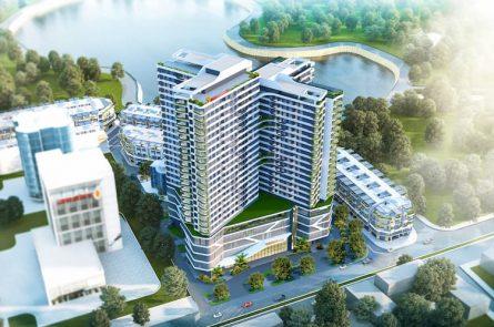 Trung tâm thuong mại Hacom Mall Ninh Thuận