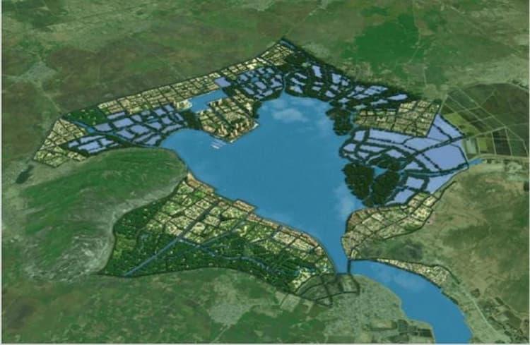 Dự án khu đô thị mới ven Đầm Nại