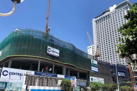 Dự án bất động sản tại TP.HCM đang triển khai.