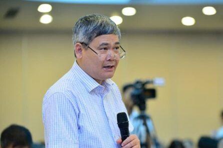 Ông Trần Kim Chung nói về 3 kịch bản cho thị trường bất động sản 6 tháng cuối năm.
