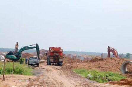 Nguyên tắc thu hồi đền bù đất đai