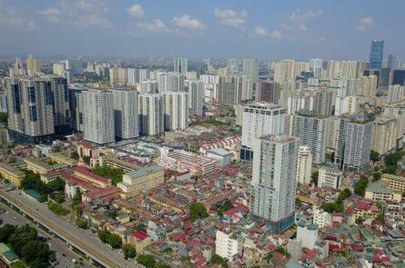 Giá bất động sản không giảm mà lại tăng