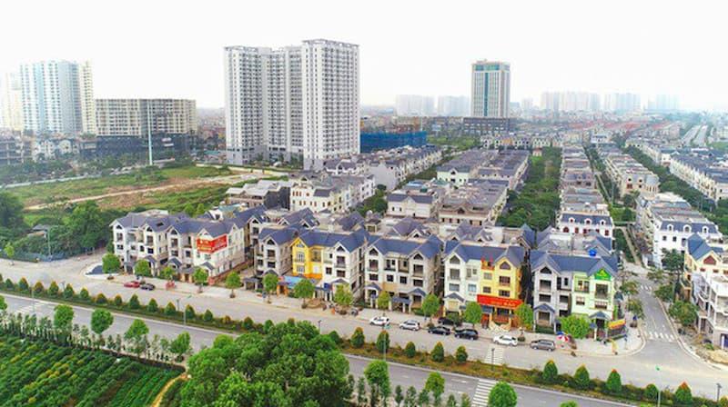 Thị trường bất động sản Hà Nội