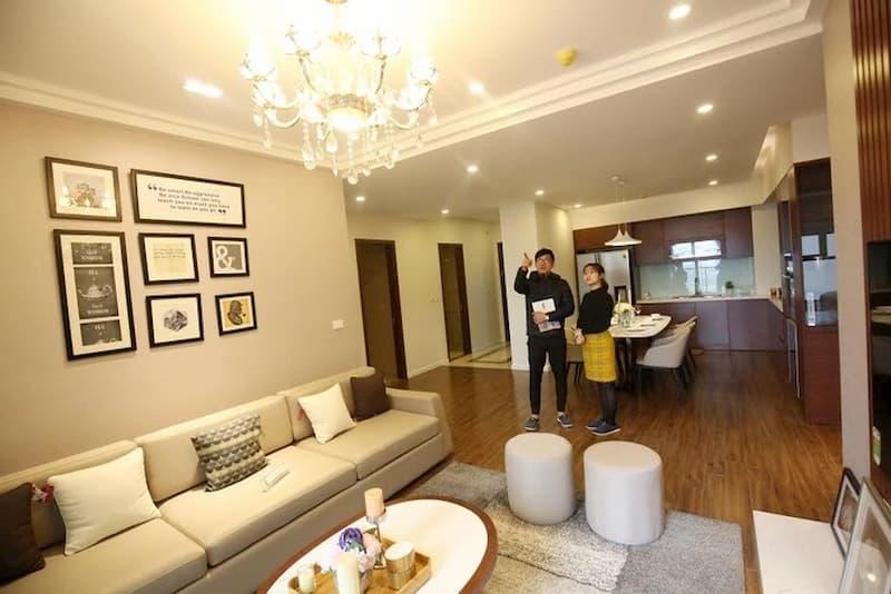 Tìm mua nhà cuối năm