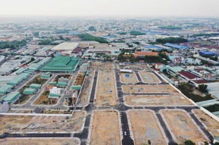 đất nền loại hình bất động sản lâu đời và phổ biến